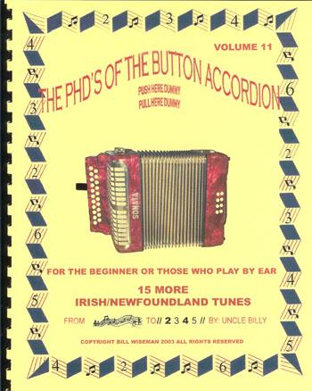 Accordions4u - 15 More Irish/Newfoundland Tunes