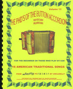 American Traditional Tunes - Volume #13